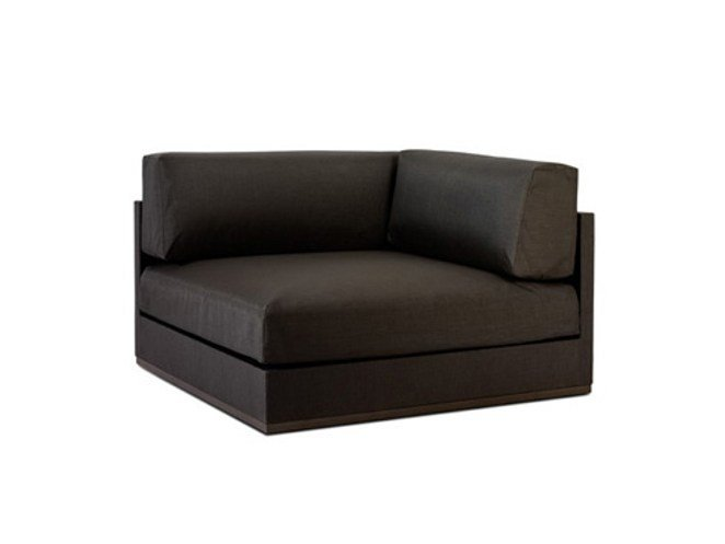 Corner modular sofa MOOD LOW | Corner sofa by Bivaq