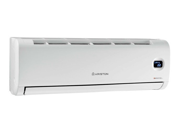 Wall mounted split inverter air conditioner ROUND EVO 3D by ARISTON THERMO