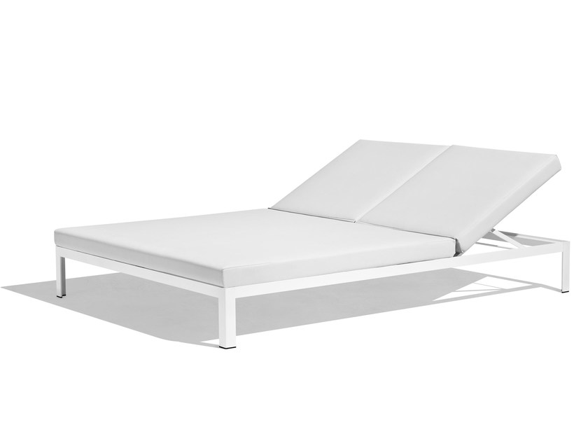 Double Recliner garden daybed NAK   Double garden daybed by Bivaq