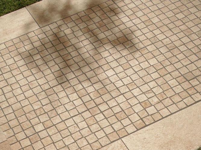 Multiquartz mosaico by marazzi - Mosaico per esterno ...