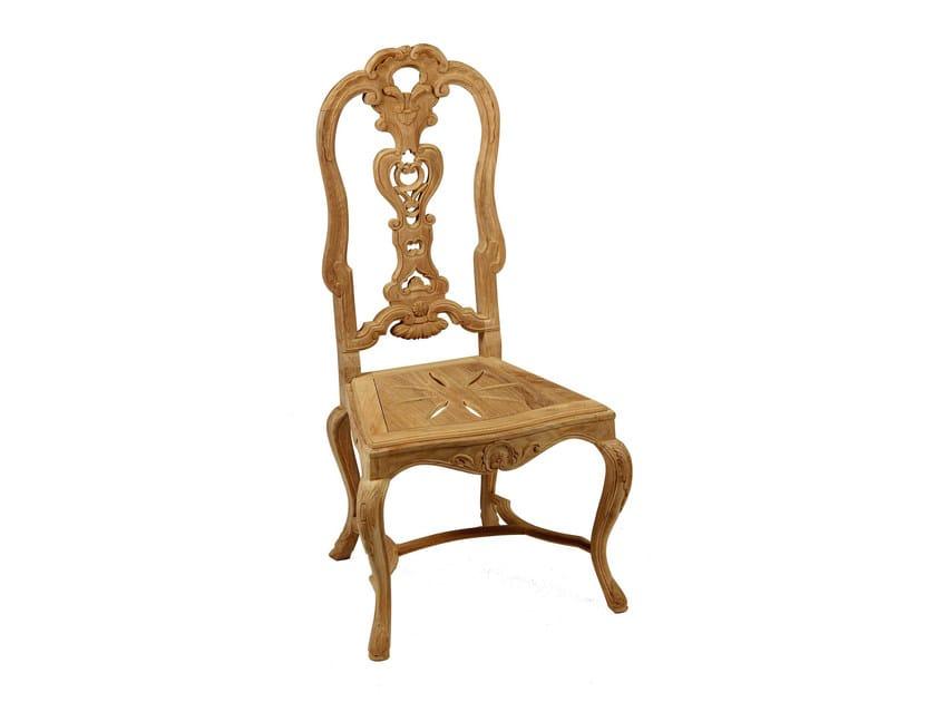 Teak garden chair MUSCARI | Garden chair by ASTELLO