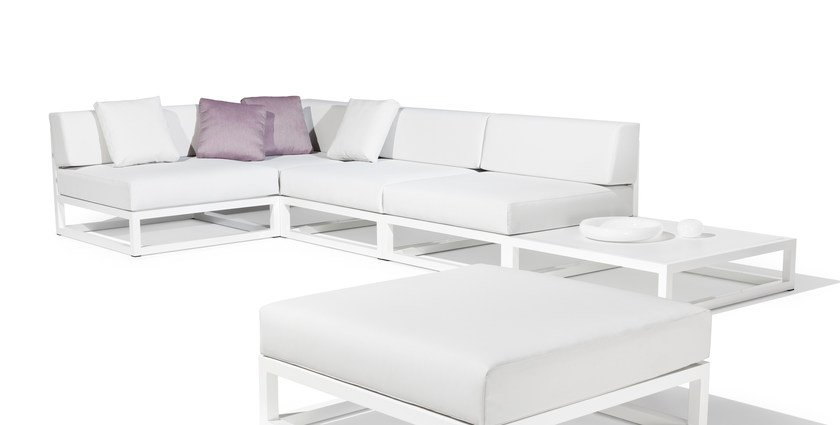 Sectional sofa NUDE | Sectional sofa by Bivaq