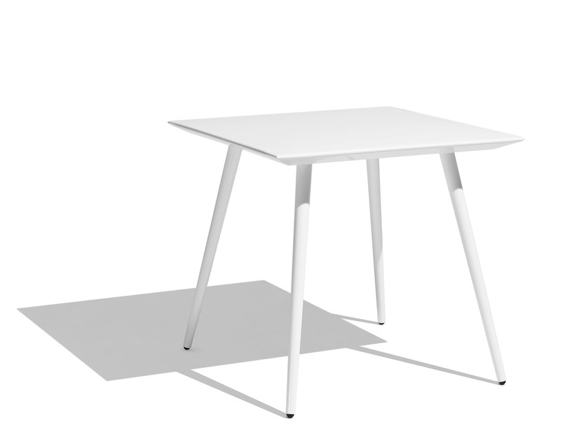 Square garden table VINT | Square table by Bivaq