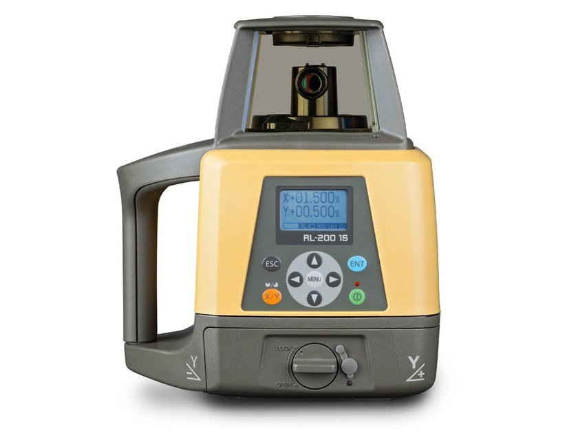 Instrument for topographic and geodetic survey RL-200 by Topcon