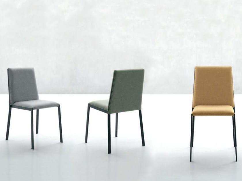 Upholstered chair DIVA by ALIVAR