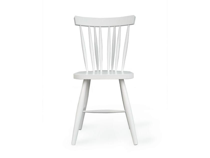 Solid wood chair R&B by Branca Lisboa