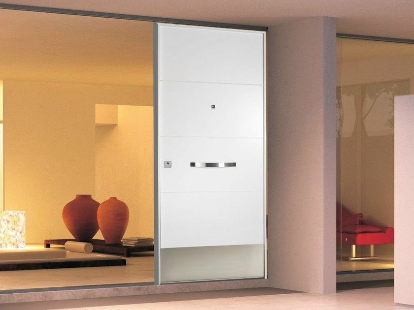 Safety door EXTRA by OMI ITALIA