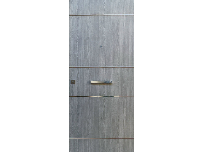 Laminate armoured door panel S708 by OMI ITALIA