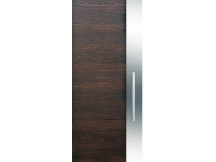 Oak armoured door panel S707 by OMI ITALIA