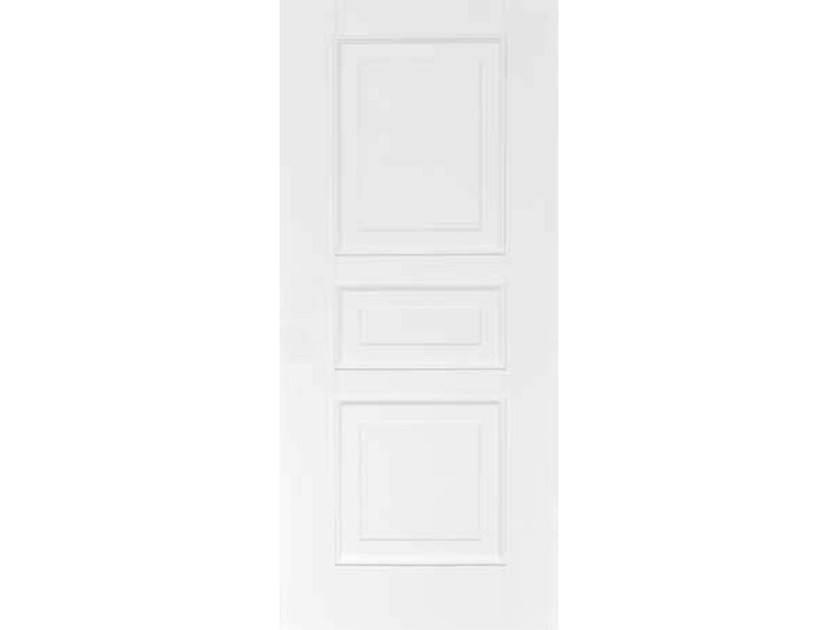 Wooden armoured door panel WHITE (A506) by OMI ITALIA