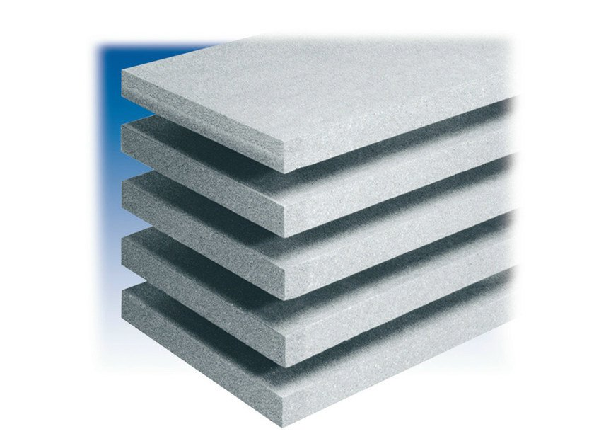 Neopor® thermal insulation panel ISOLPIU' LAMBDA by Sive