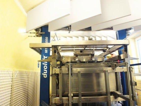 Glass wool acoustic baffles Ecophon Hygiene Advance™ Baffle C3 by Saint-Gobain ECOPHON