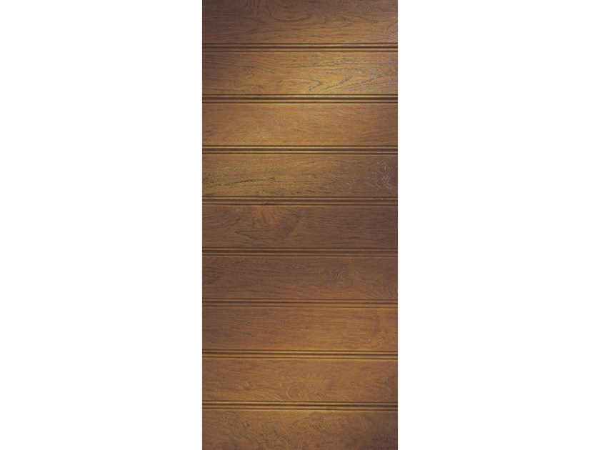 Oak armoured door panel BI165 by OMI ITALIA