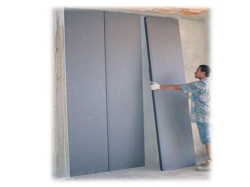 Neopor® thermal insulation panel ISOLPIU' LAMBDA PARETE by Sive