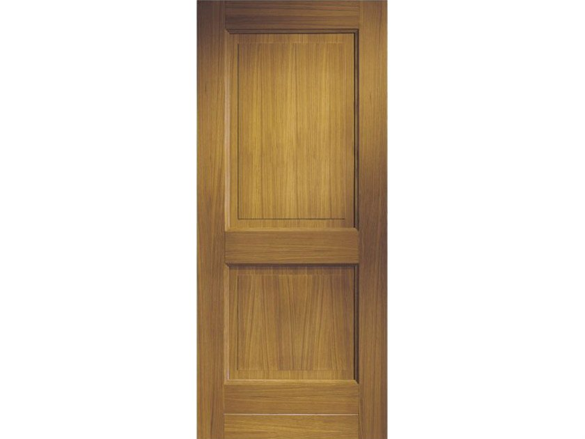 Wooden armoured door panel BI164 by OMI ITALIA