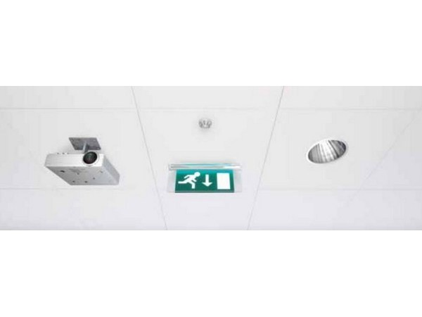 Frame and accessory for suspended ceiling Connect™ Special solutions by Saint-Gobain ECOPHON