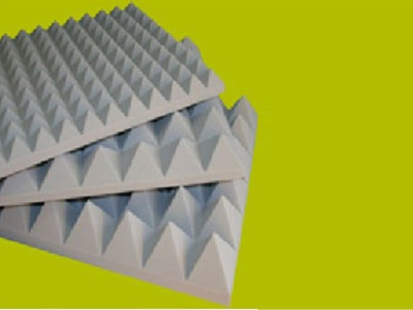 Basotect® sound absorption panel PADDING P by Sive