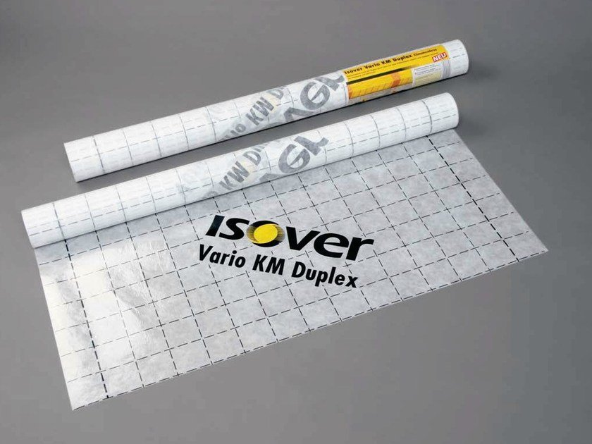 Vapour barrier VARIO by Saint-Gobain ISOVER