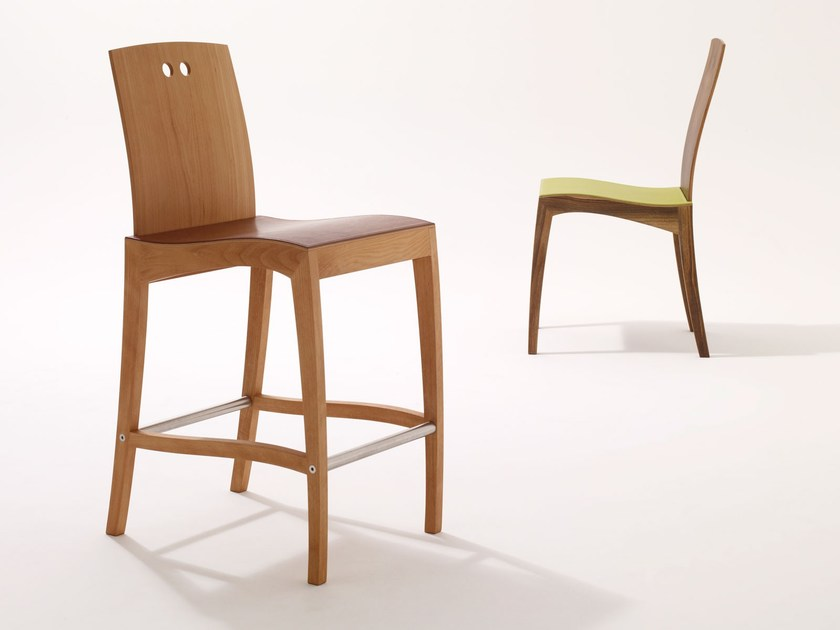 Wooden chair RANK | Chair by sixay furniture