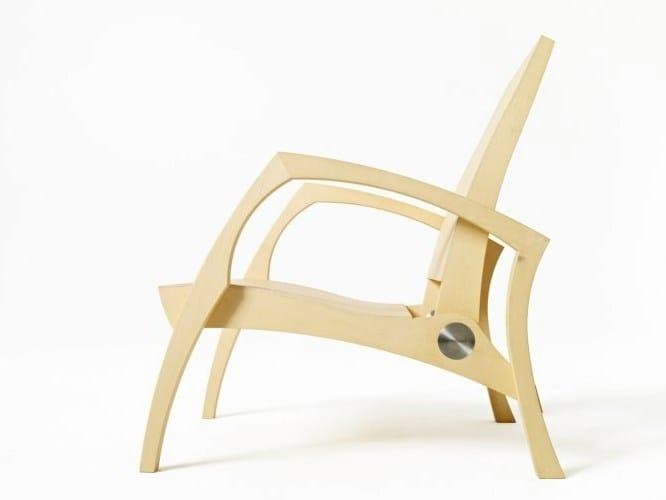 Recliner garden chair GRASSHOPPER | Garden chair by sixay furniture