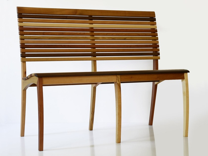 Wooden bench GRASSHOPPER | Bench by sixay furniture