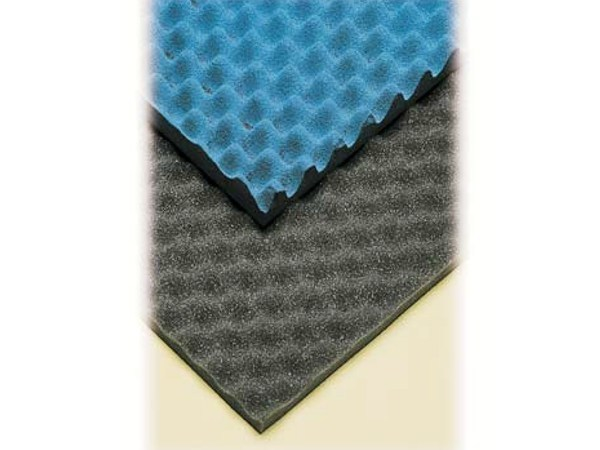 Expanded polyurethane sound absorption pannello QUIET B by Sive