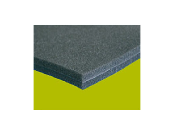 Sound insulation felt in synthetic material with lead layer QUIET LG by Sive