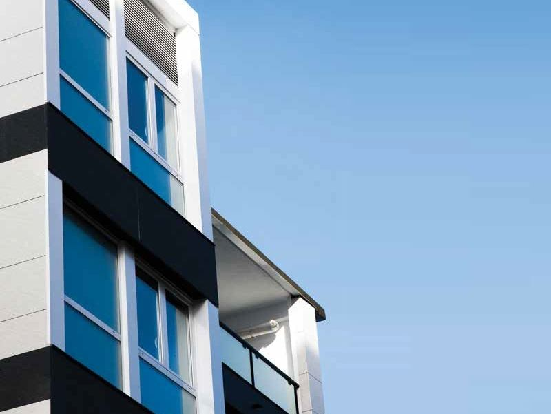 Ventilated facade ULMA EASY by Kalikos
