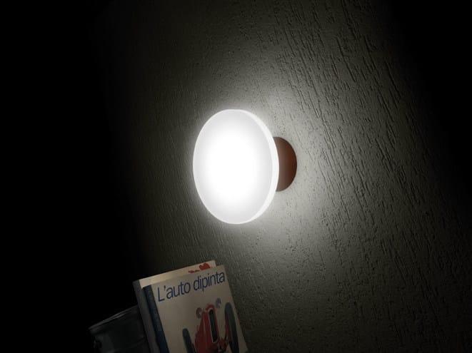 LED PMMA wall lamp CLAMP 120 BIG | Wall lamp by Lombardo