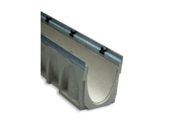 Drainage channel and part MULTIV 150 by Ulma Architectural