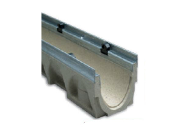 Drainage channel and part MULTIV 100 by Ulma Architectural