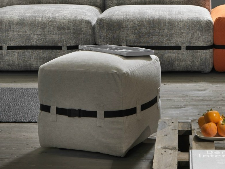 Imbottito In Collection PouffyPouf My Home Tessuto JcFTK13ul