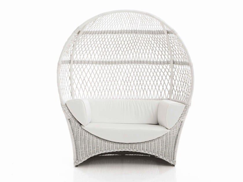Igloo fabric sofa ALTAIR by Samuele Mazza by DFN
