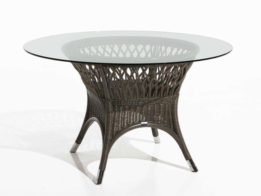 VEGA | Table de jardin By Samuele Mazza by DFN design Samuele Mazza