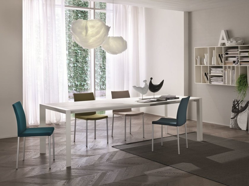Extending rectangular table DOMINO by CIACCI