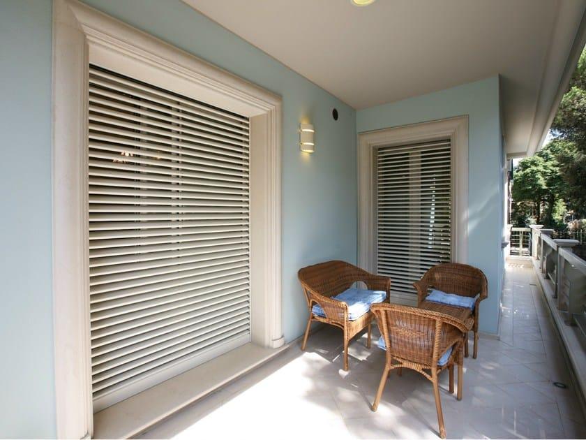 Roller shutter SECURFLAP By DiBi Porte Blindate