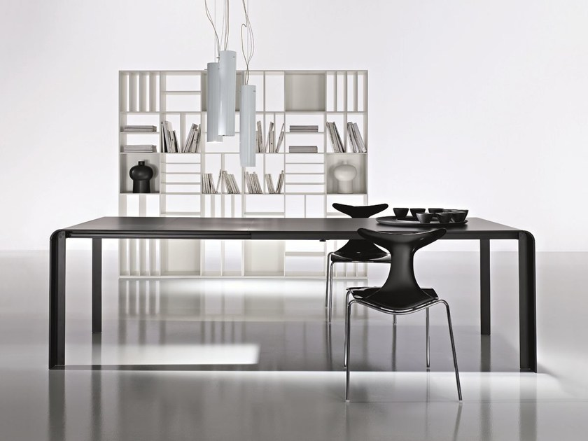 Extending rectangular table SLIM by CIACCI