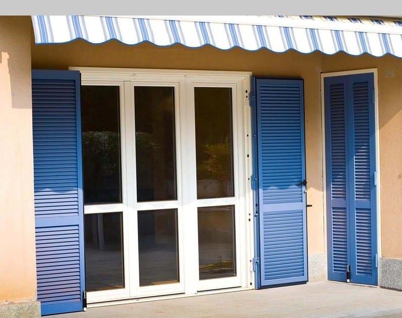 Security shutter VESTA By DiBi Porte Blindate