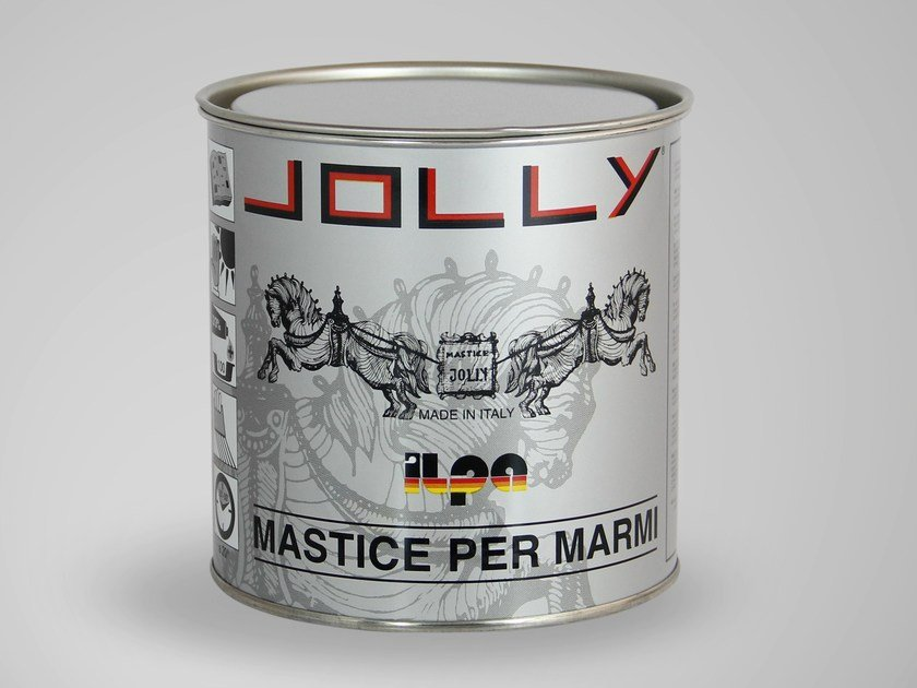 Mastic for marble JOLLY by ILPA ADESIVI