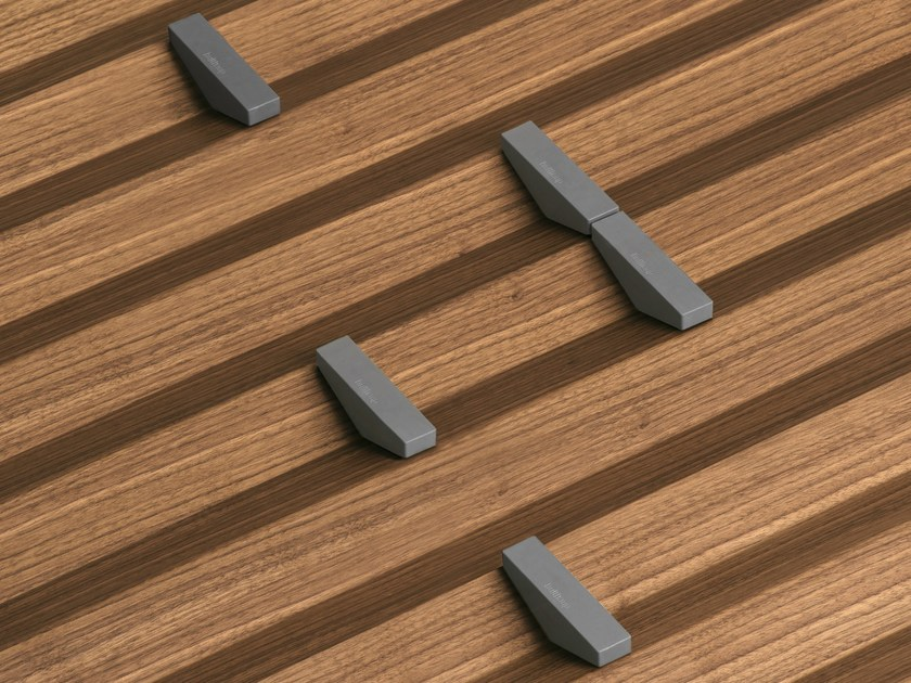 Drawers divider B3 INTERIOR SYSTEM | Synthetic material drawers divider by Bulthaup