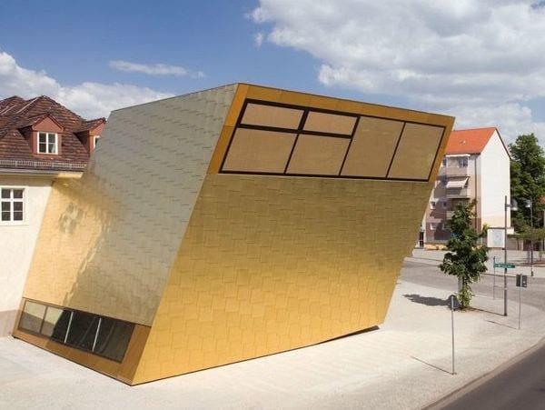 Laminati in rame per facciate Soluzioni di facciata TECU® by KME Architectural Solutions