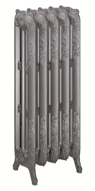 Floor-standing cast iron radiator Cast iron radiator by BLEU PROVENCE