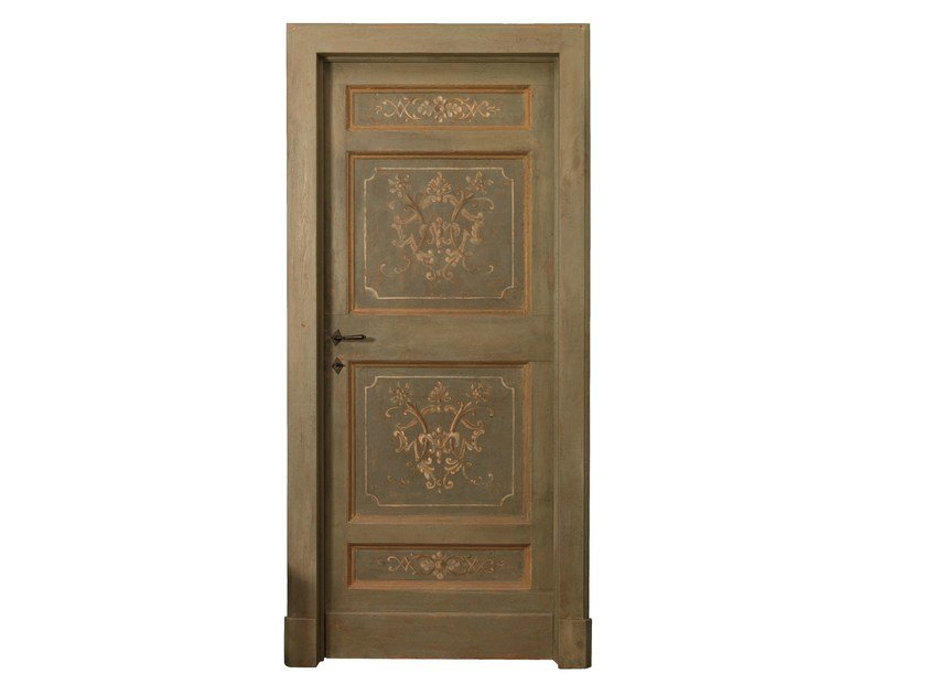 sc 1 st  Archiproducts & Wooden door OLD DOOR 1 By BLEU PROVENCE