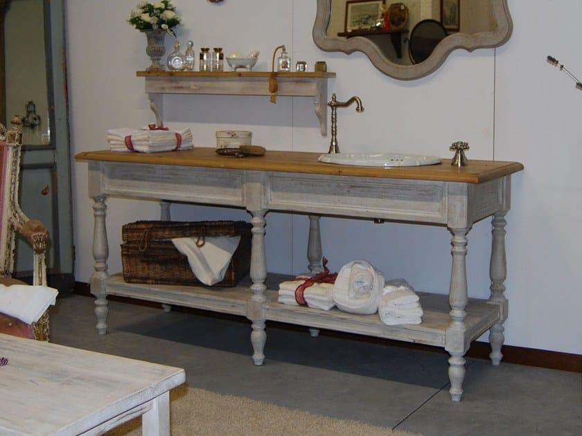 Bathroom furniture set LAVANDE by BLEU PROVENCE