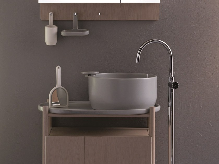 Ukiyo E Countertop Washbasin By Olympia Ceramica