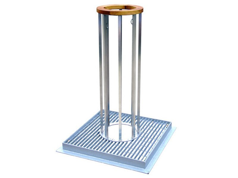 Steel tree guard CIRCULAR by Factory Furniture