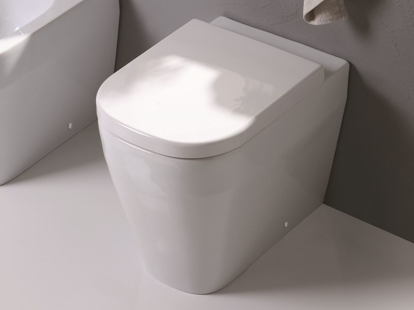 Toilet TUTTO EVO   Toilet by Olympia Ceramica