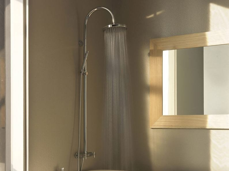 Shower panel DIAMOND by Bossini