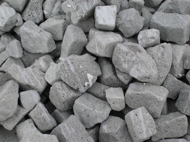 Loose mineral aggregate NORDTEX VITREX by NORDTEX