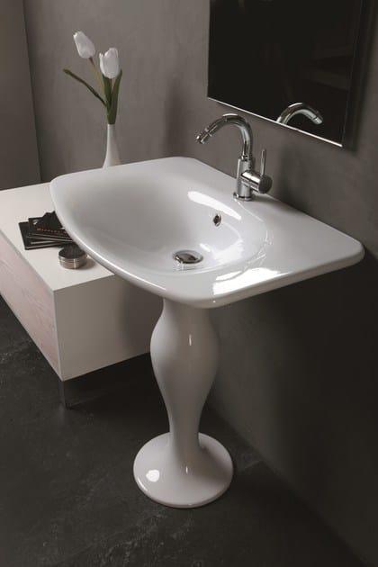 FORMOSA   Colonna per lavabo